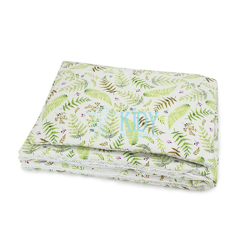 Patalynės komplektas Paprocie: antklodė + pagalvė