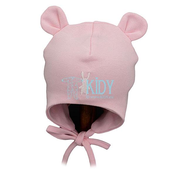 Розовая шапочка MIMI