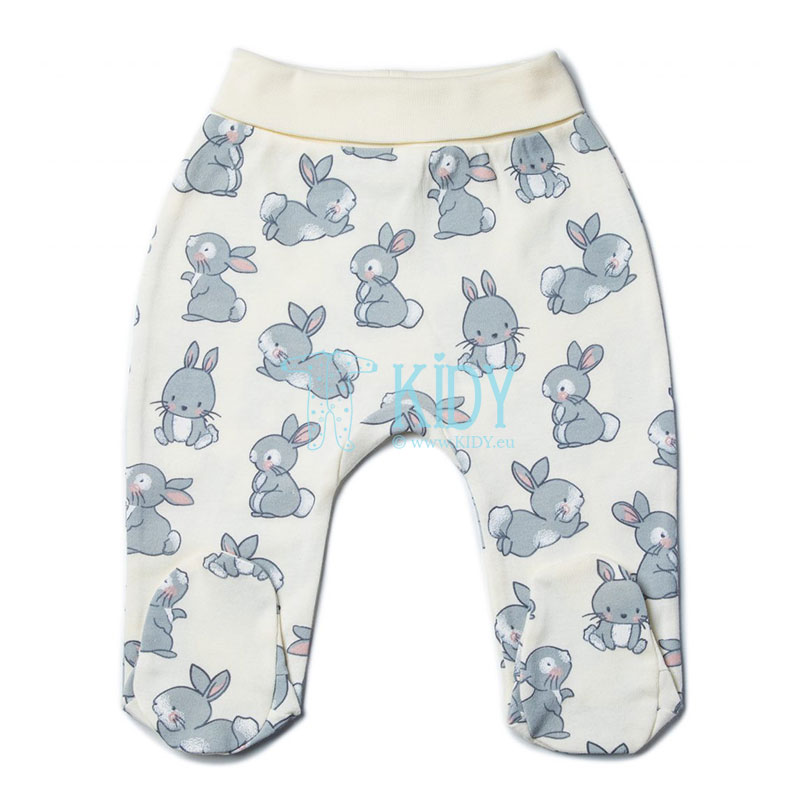 LITTLE BUNNY footed pants (CanGo)
