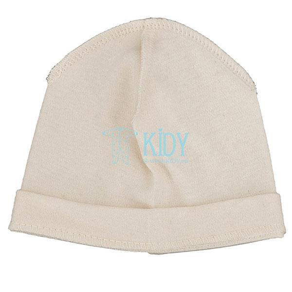 Kreminė kepurė LULU