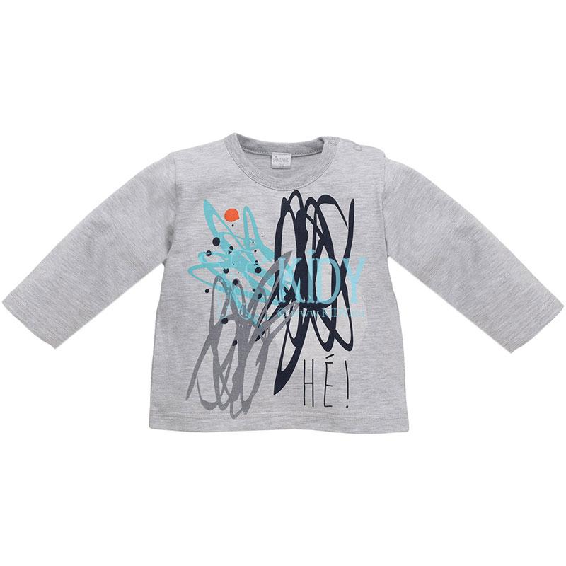 Pilkas marškinėliai XAVIER