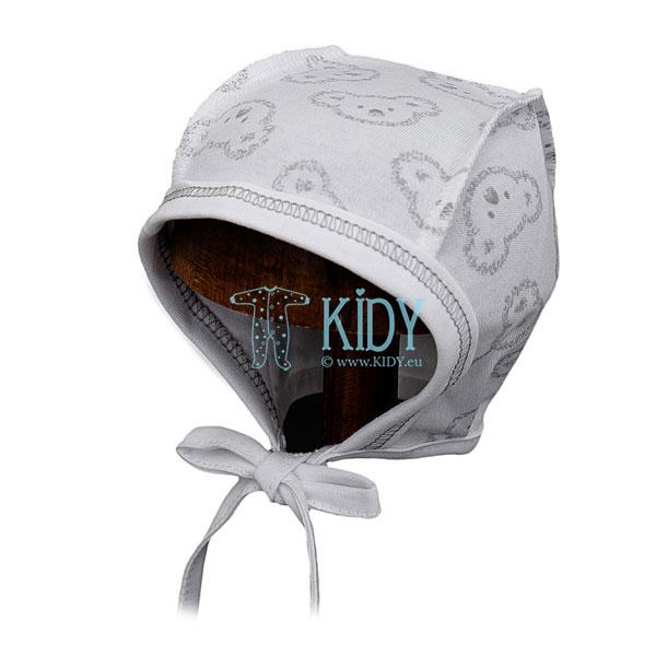White KOALA cap
