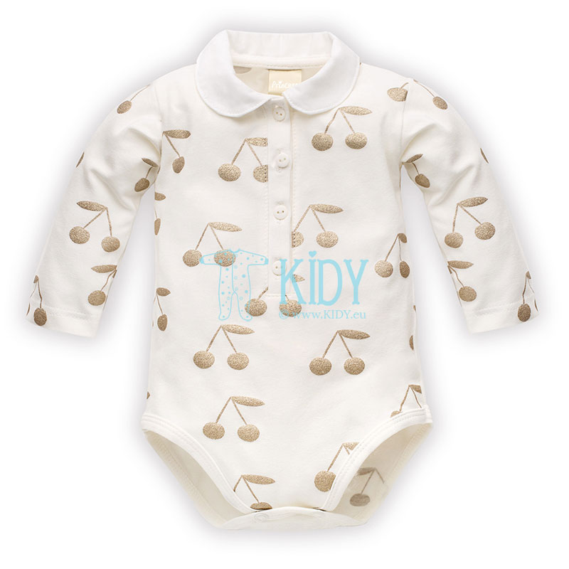 Ecru PRINCESS bodysuit