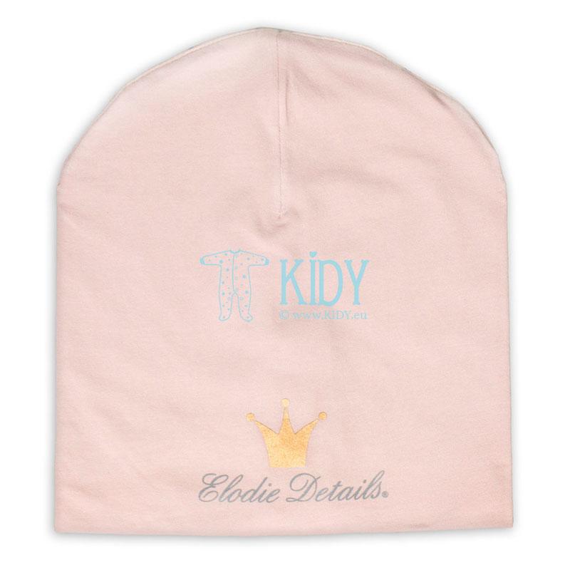 Pink POWDER PINK beanie