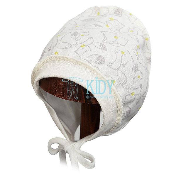 Creamy FELIX hat
