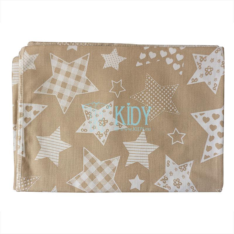 Cotton STARS wrap