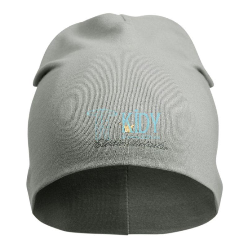 dd7d0df3835 Buy knitted merino wool MINERAL GREEN cap (Elodie Details