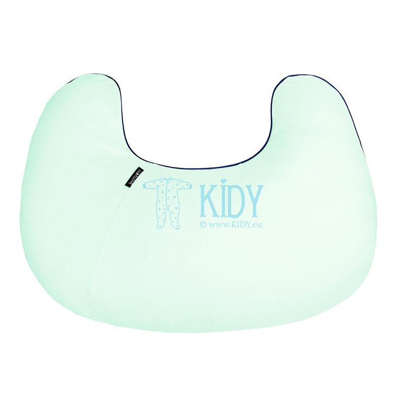 Žalia maitinimo pagalvė