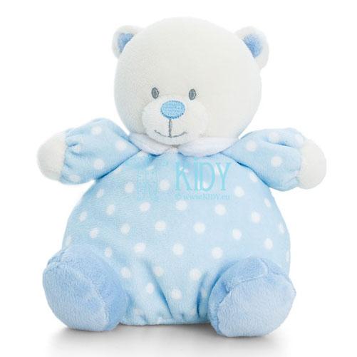 Голубой мишка PUFFBALL BEAR