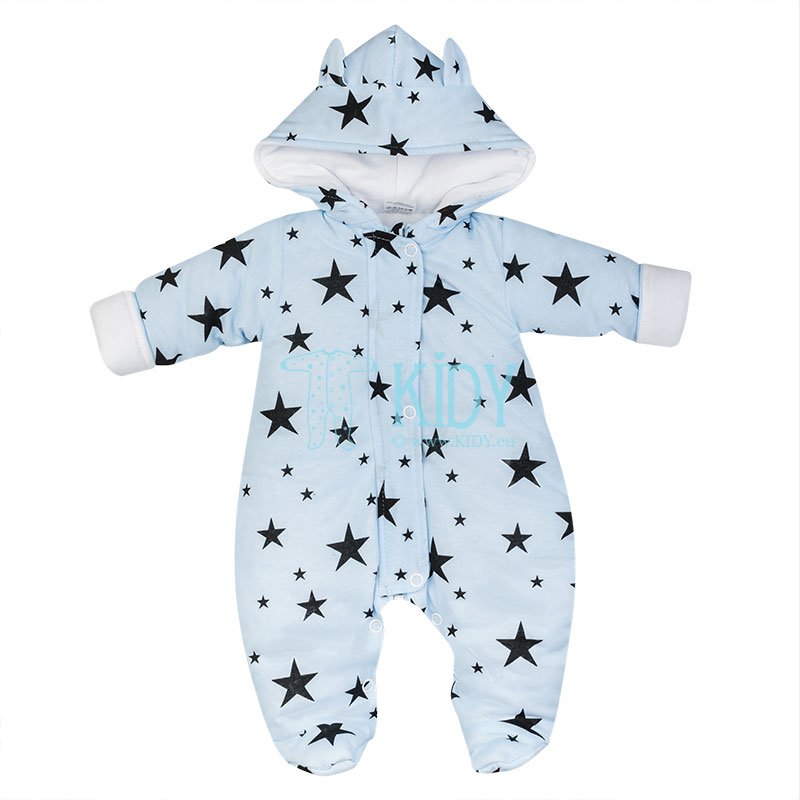 Blue ARTEX snowsuit (Artex)
