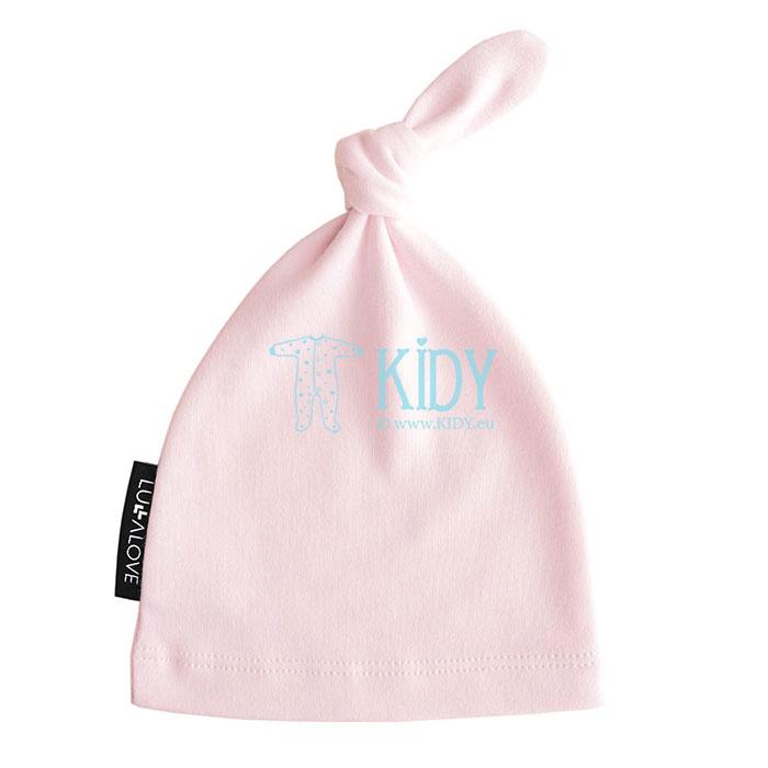 Розовая шапочка PAPROCIE