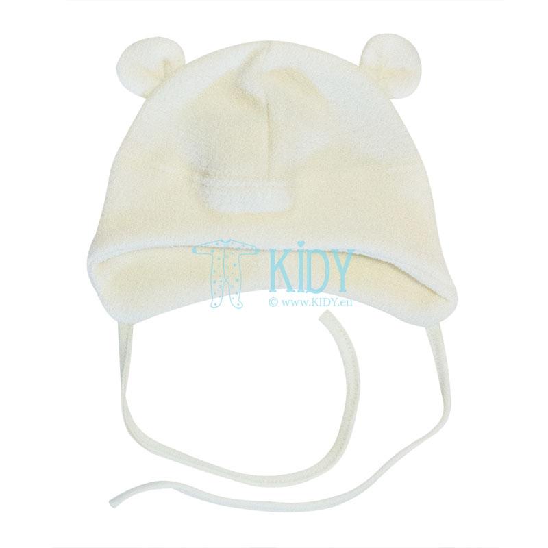 Kreminė kepurė BARNI