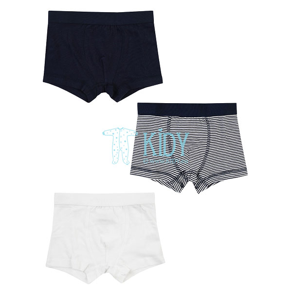 3pcs BOYS boxer panties pack