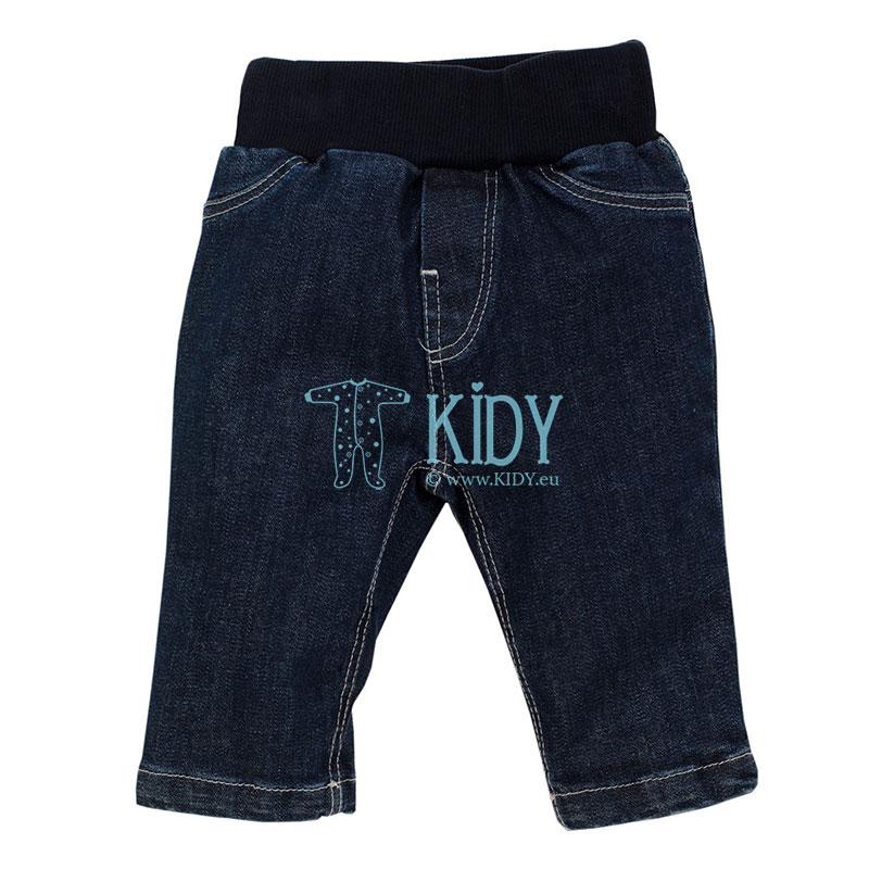 Navy COLETTE pants