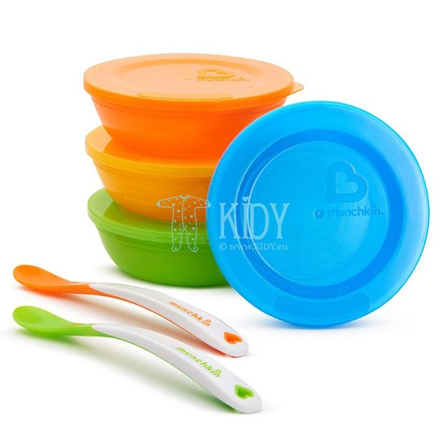 Комплект детской посуды LOVE-A-BOWLS