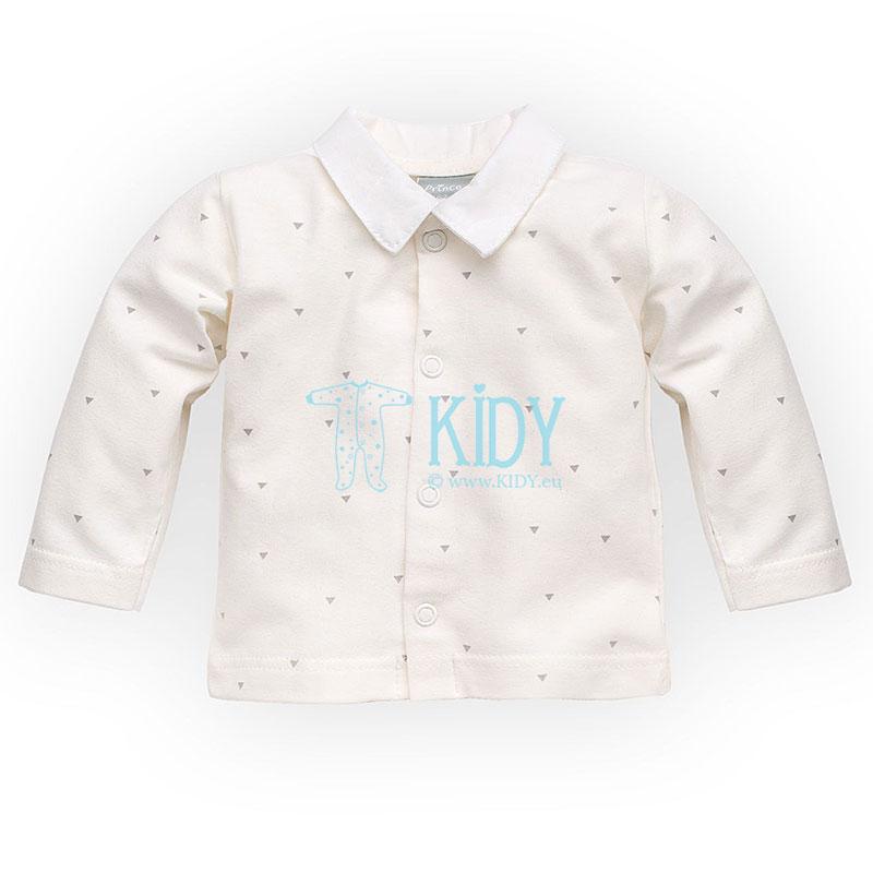 Ecru PRINCE shirt