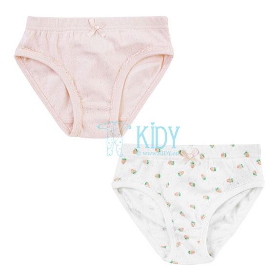 2pcs GIRLS panties pack
