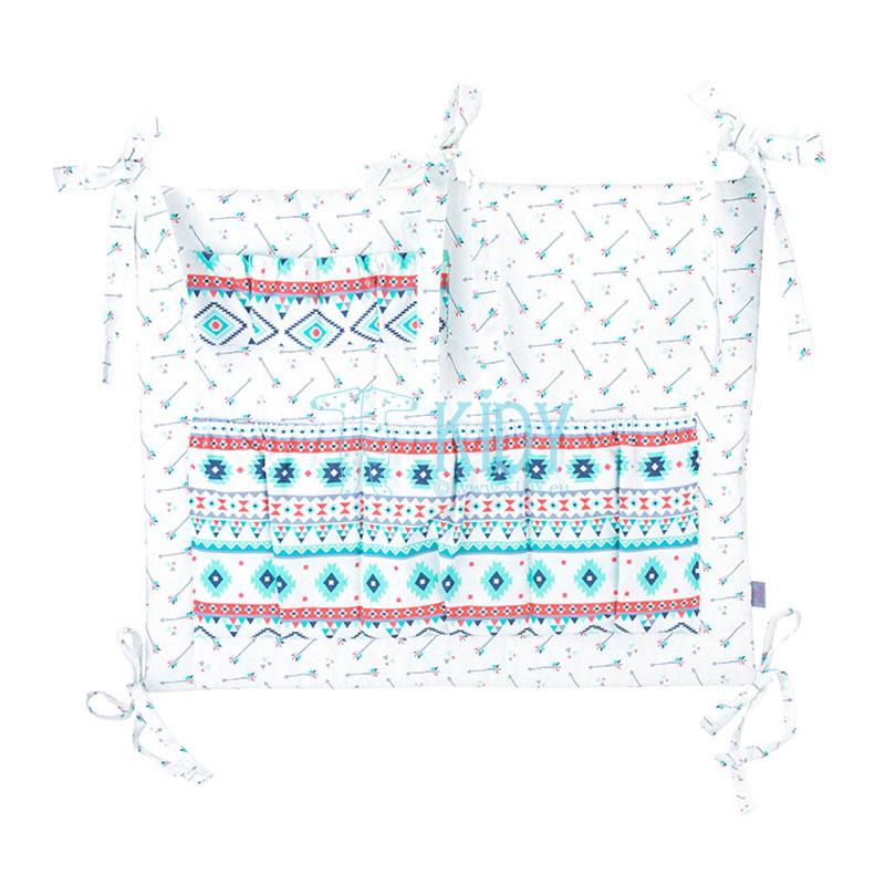 Lovelė laikymo krepšys Aztec