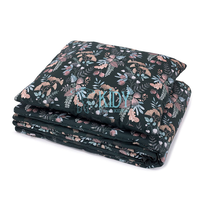 Bedding Secret Garden set: duvlet + pillow