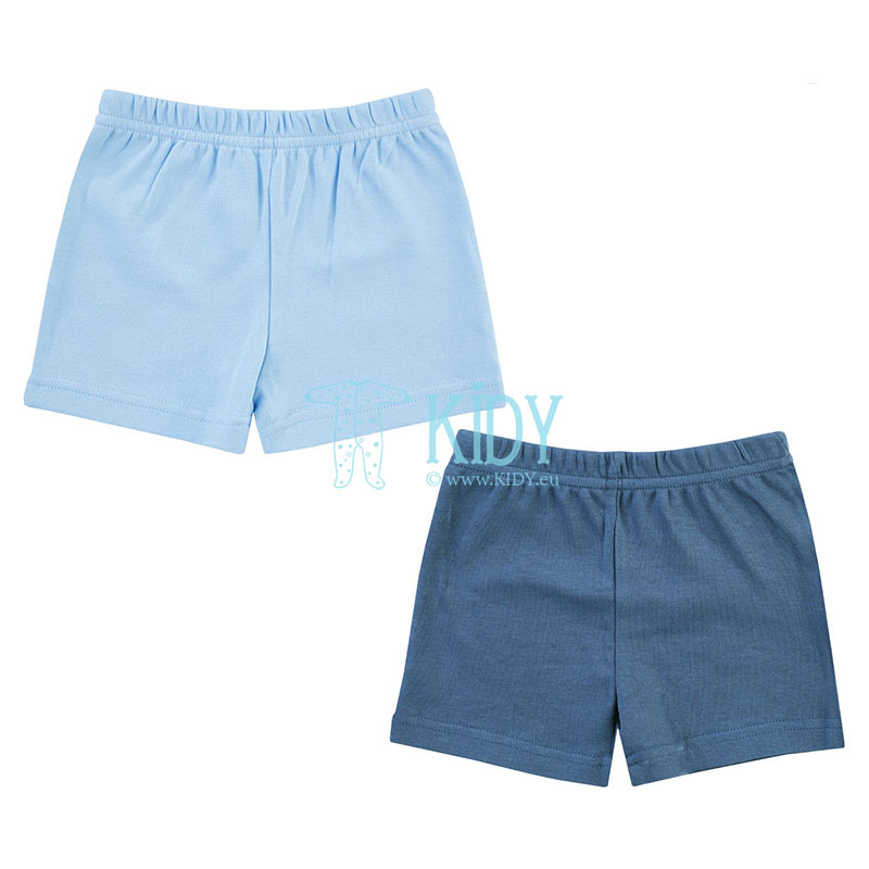 2pcs LITTLE ADVENTURER shorts set