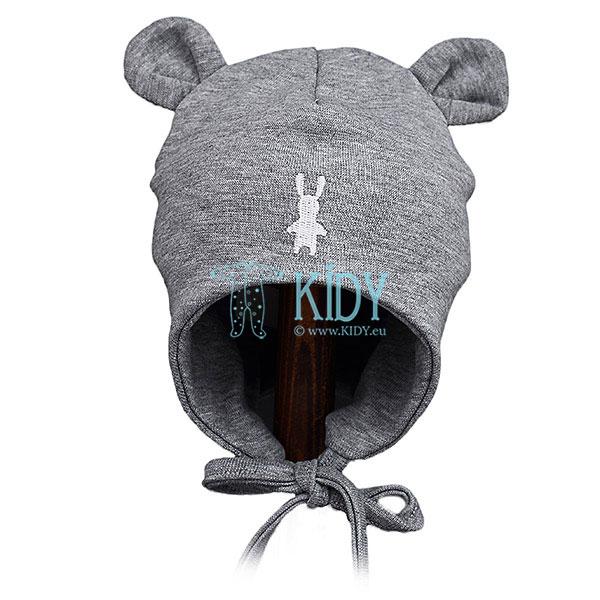 Grey MIMI hat
