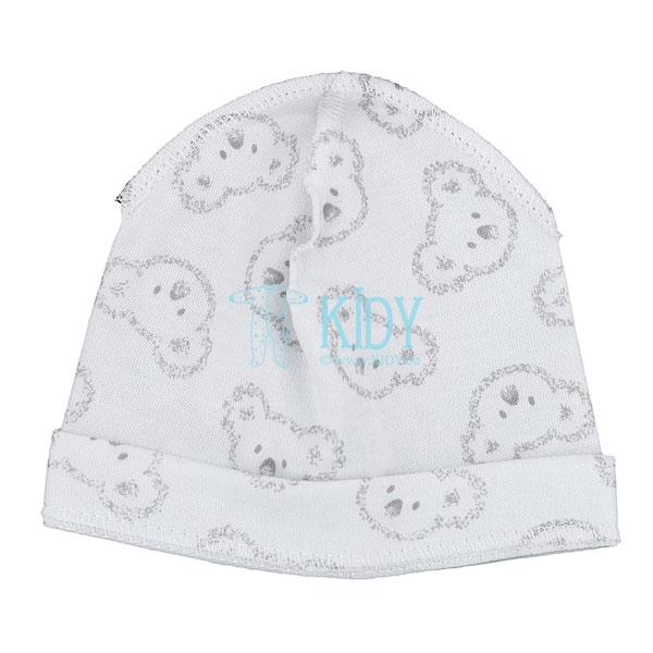 Balta kepurė KOALA