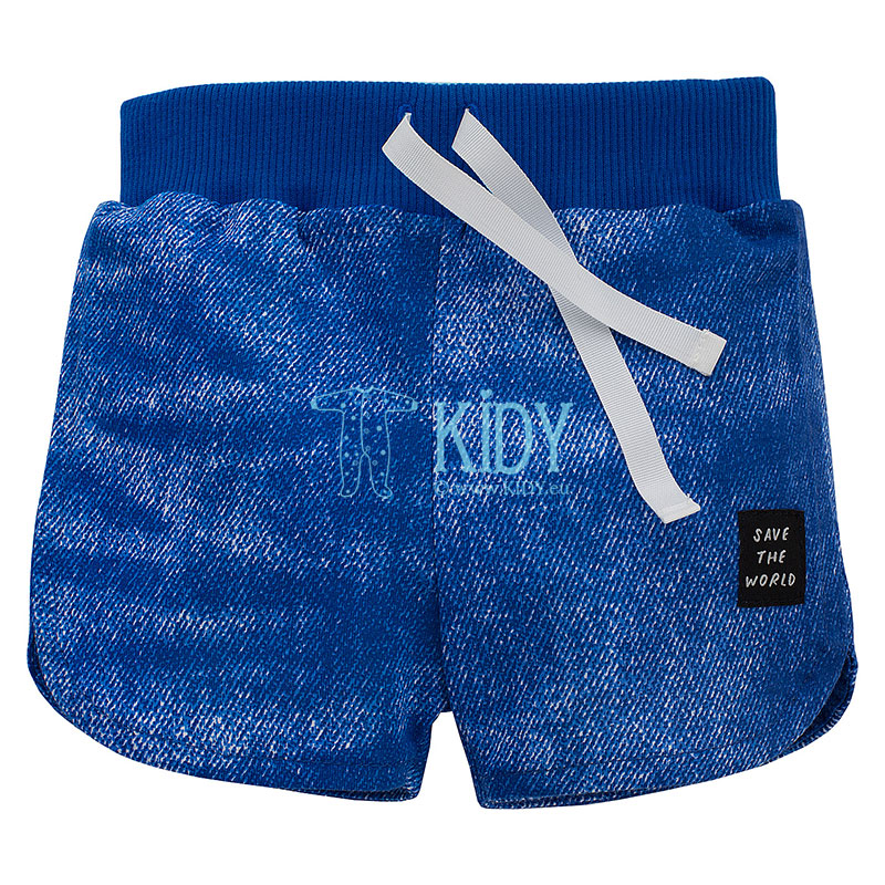 Blue OCEAN DREAM shorts