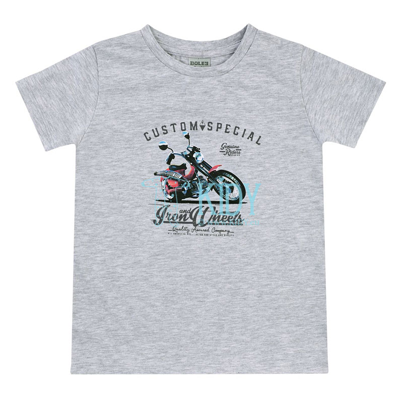Grey CUSTOM SPECIAL T-shirt