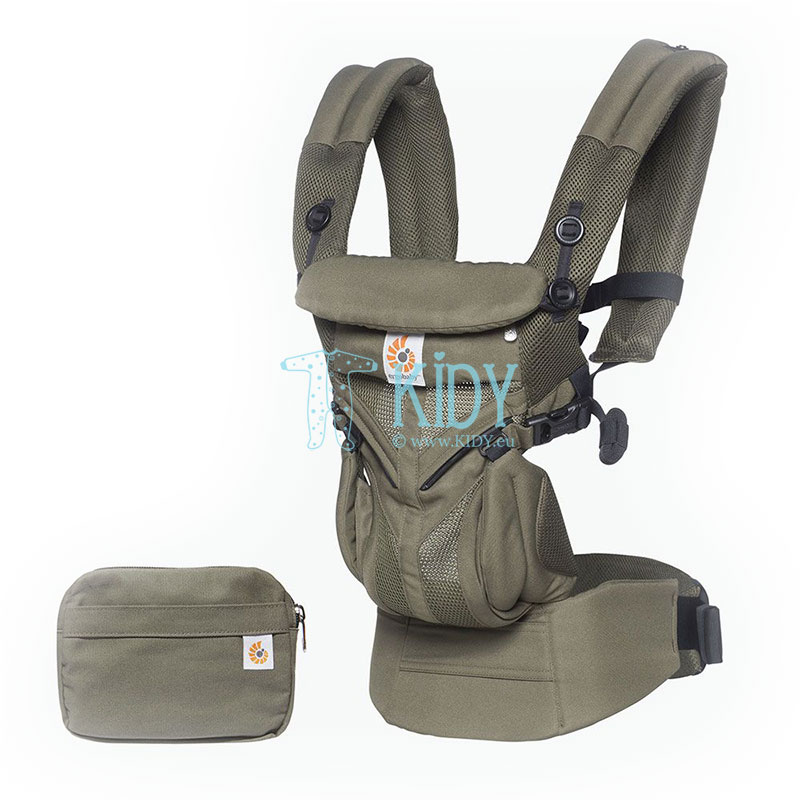 Baby carrier Omni 360 Cool Air Mesh Khaki Green