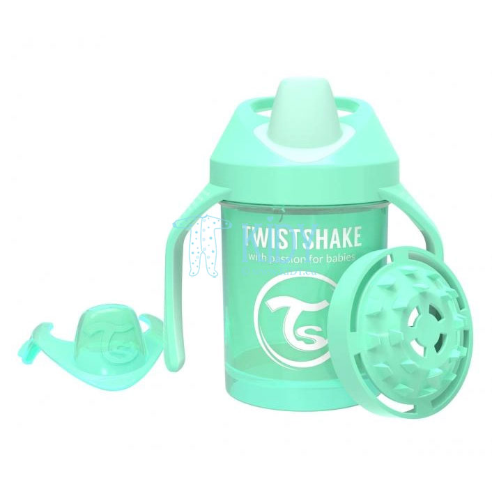 Green SIPPY CUP MINI
