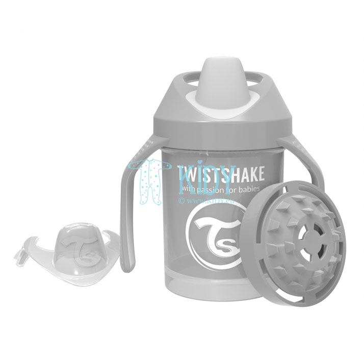 Grey SIPPY CUP MINI