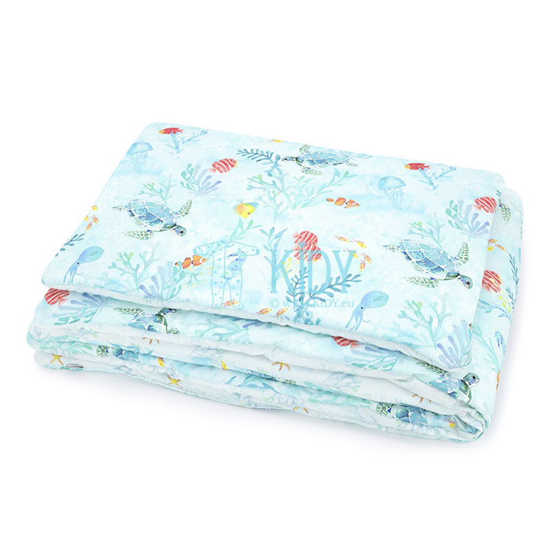 Bedding Ocean set: duvlet + pillow