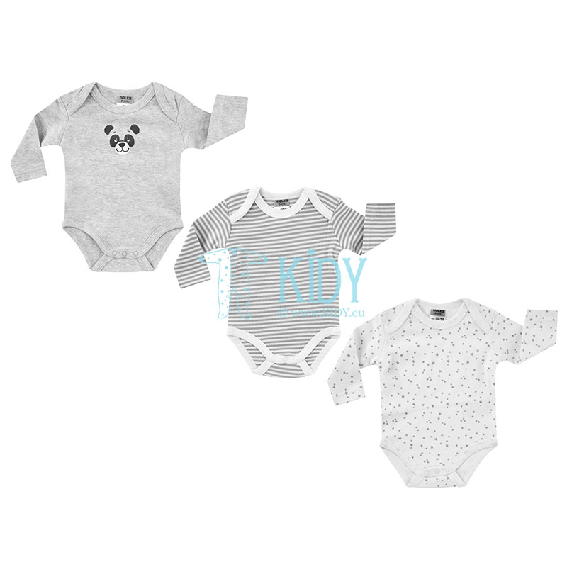 3pcs KOALA bodysuit pack