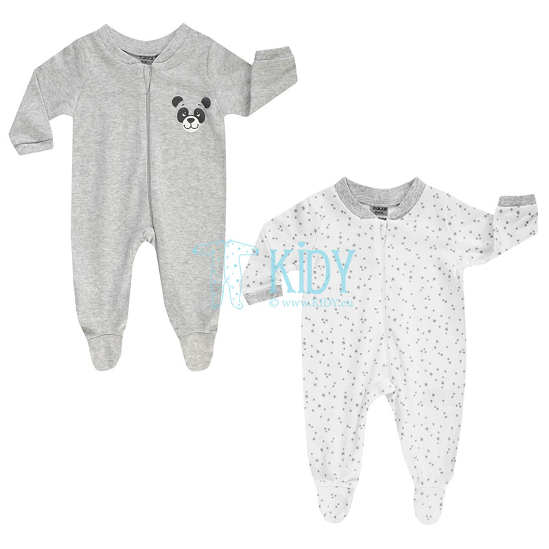 2 pcs KOALA sleepsuit pack