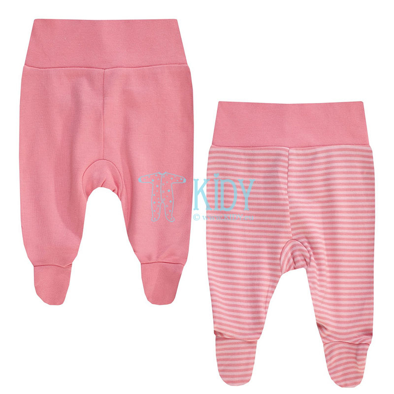 2pcs MOUSE footed pants set