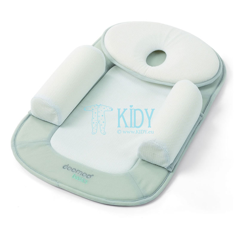 Back positioner Multi Sleep with ergonomic head pillow