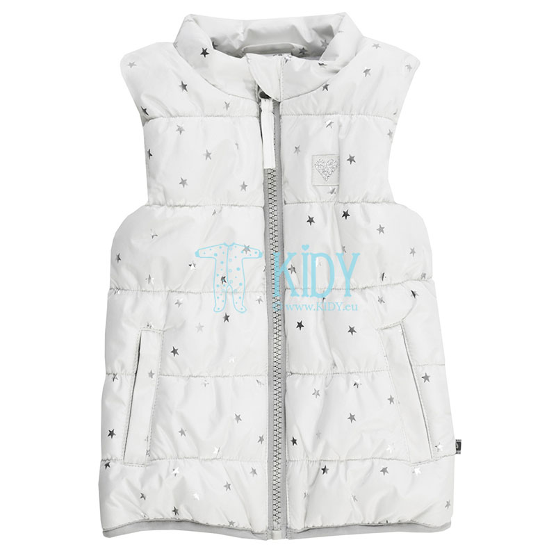 White OUTDOOR vest