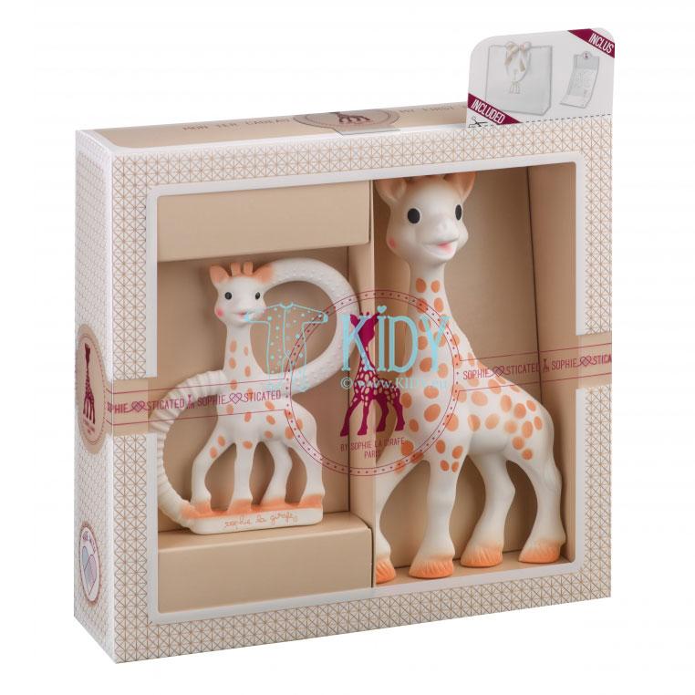 Набор жирафик Sophie la Girafe + прорезыватель
