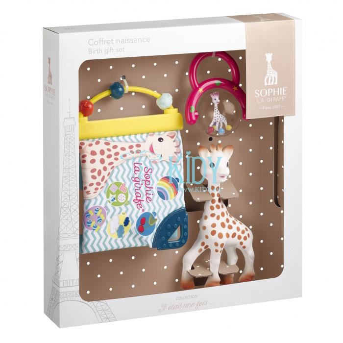 Sophie la girafe dovanų rinkinys naujagimiui