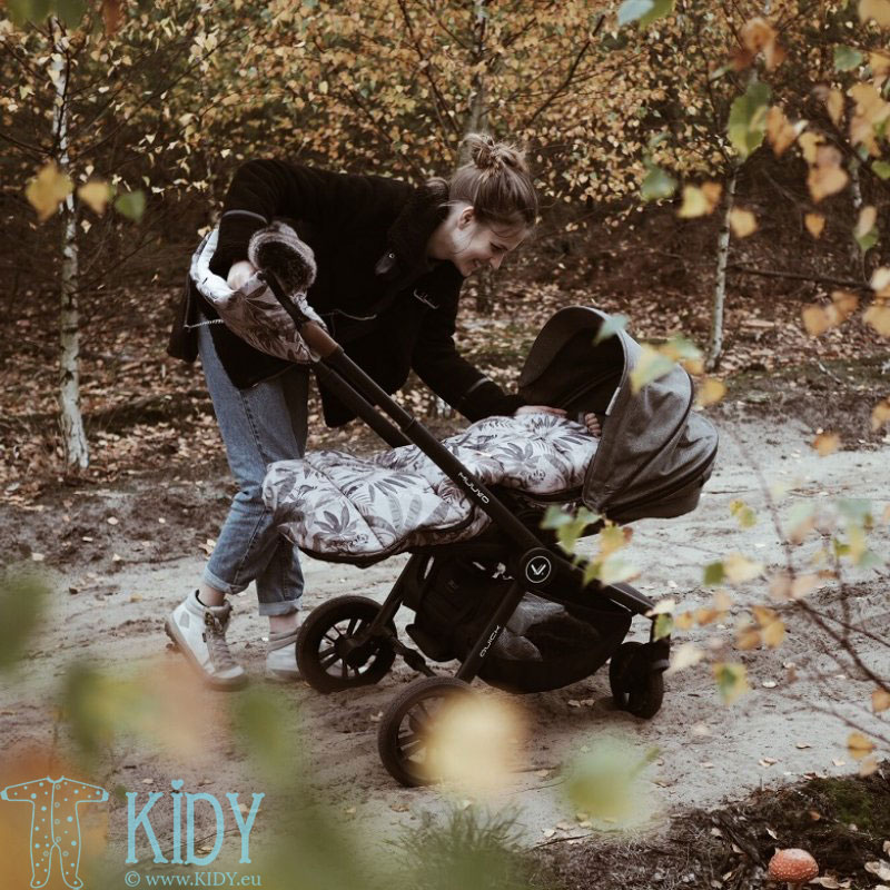 Vokelis į vežimėlį Monkeys (MAKASZKA) 6