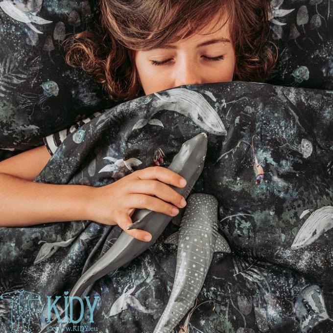 Patalynės komplektas Magic Forest: antklodė + pagalvė (MAKASZKA) 6