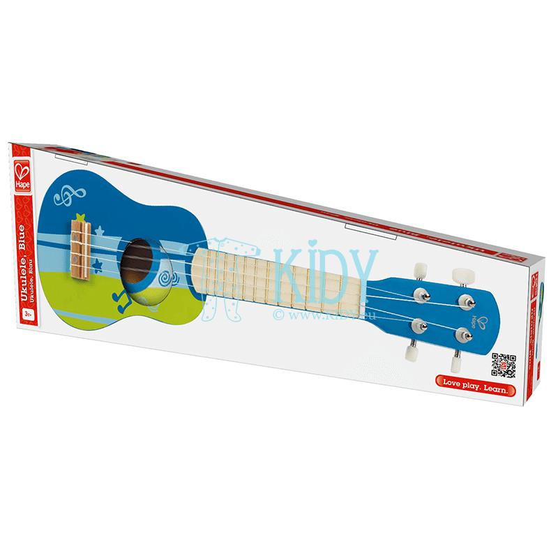 Mėlyna gitara (Hape) 6