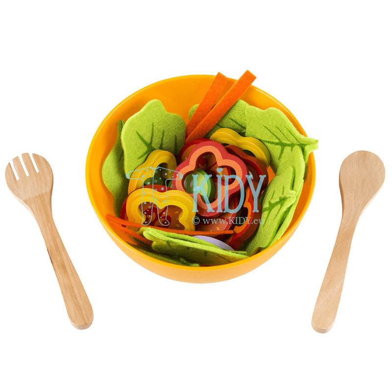 Набор овощей для салата GARDEN SALAD (Hape) 6