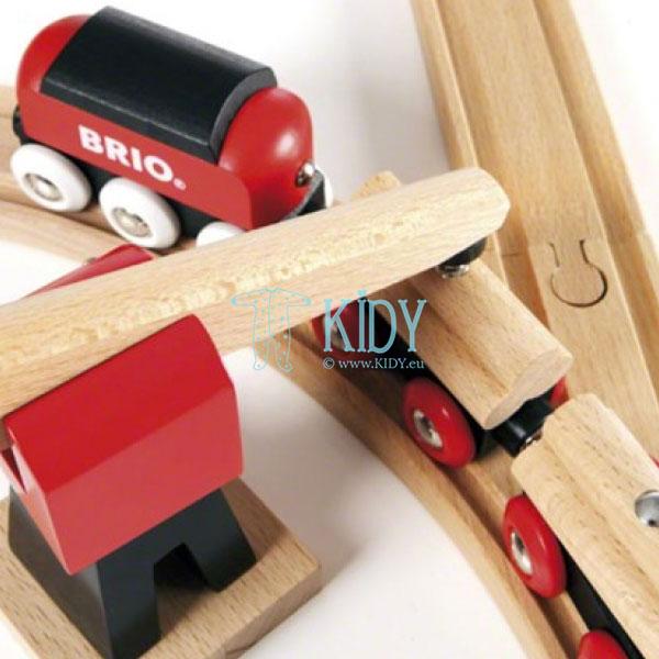 Классический грузовой набор (Brio) 6
