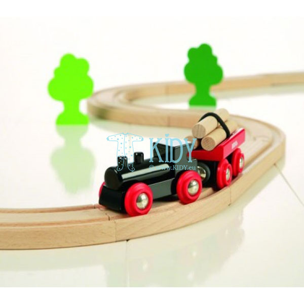 Little Forest Train Set (Brio) 6