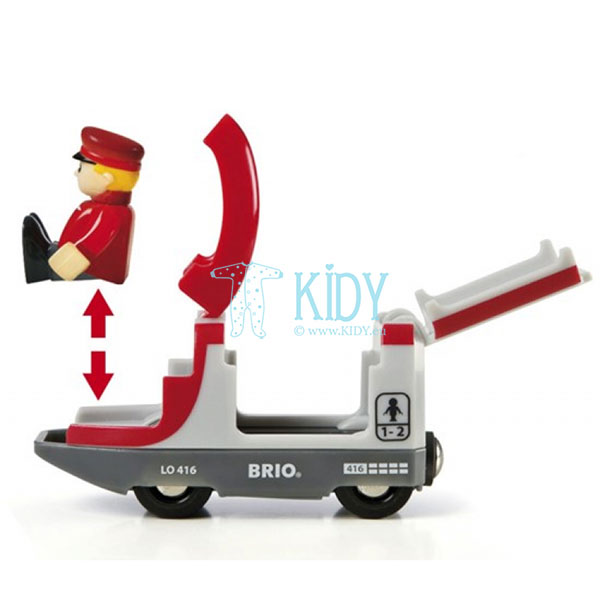 Rail & Road Travel Set (Brio) 6