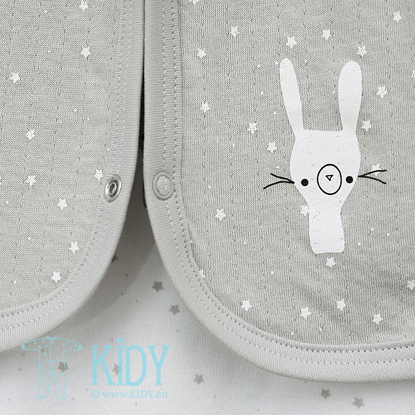 Grey FLUFFY hoodie (Lorita) 6