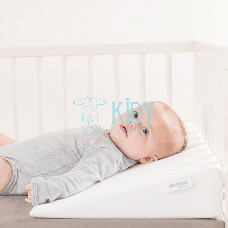White Rest Easy pillow (Doomoo) 6