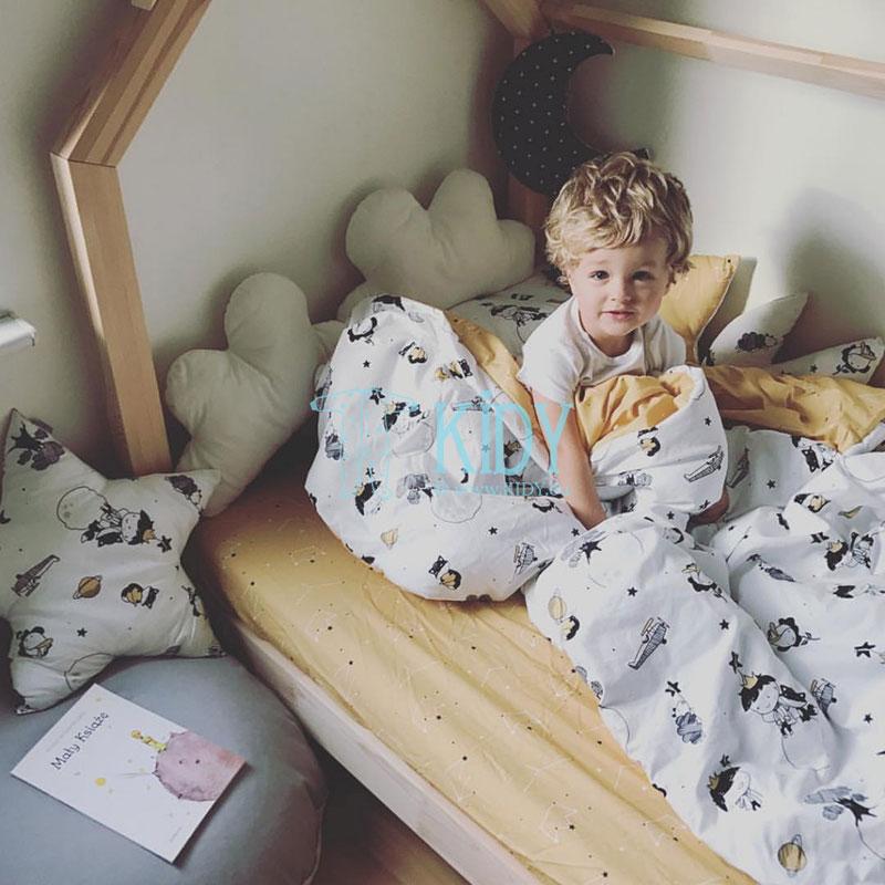 Patalynės komplektas Mały Książę: antklodė + pagalvė (MAKASZKA) 6