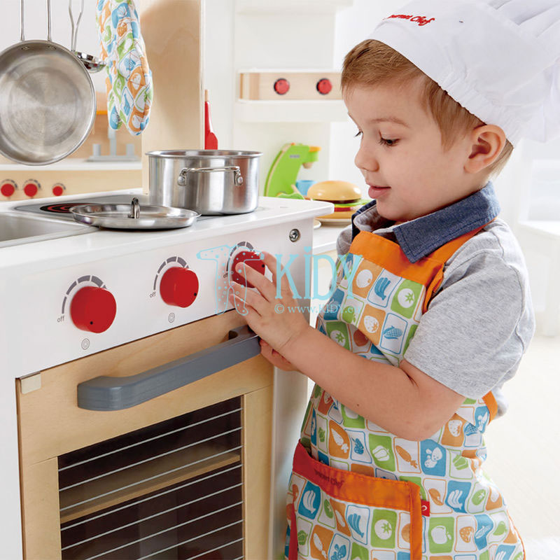 Vaikiška virtuvėlė COOK 'N SERVE KITCHEN (Hape) 6